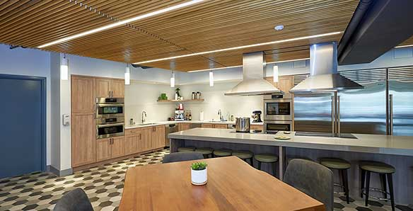 Christian boarding school for boys and girls with state of the art kitchen amenities